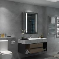 Зеркало с подсветкой для ванной комнаты Мессина 160х80 см (1600х800 мм)